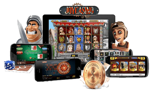 Jocasino registration